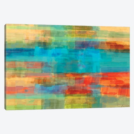 Variations I Canvas Print #MTH72} by Michael Tienhaara Art Print