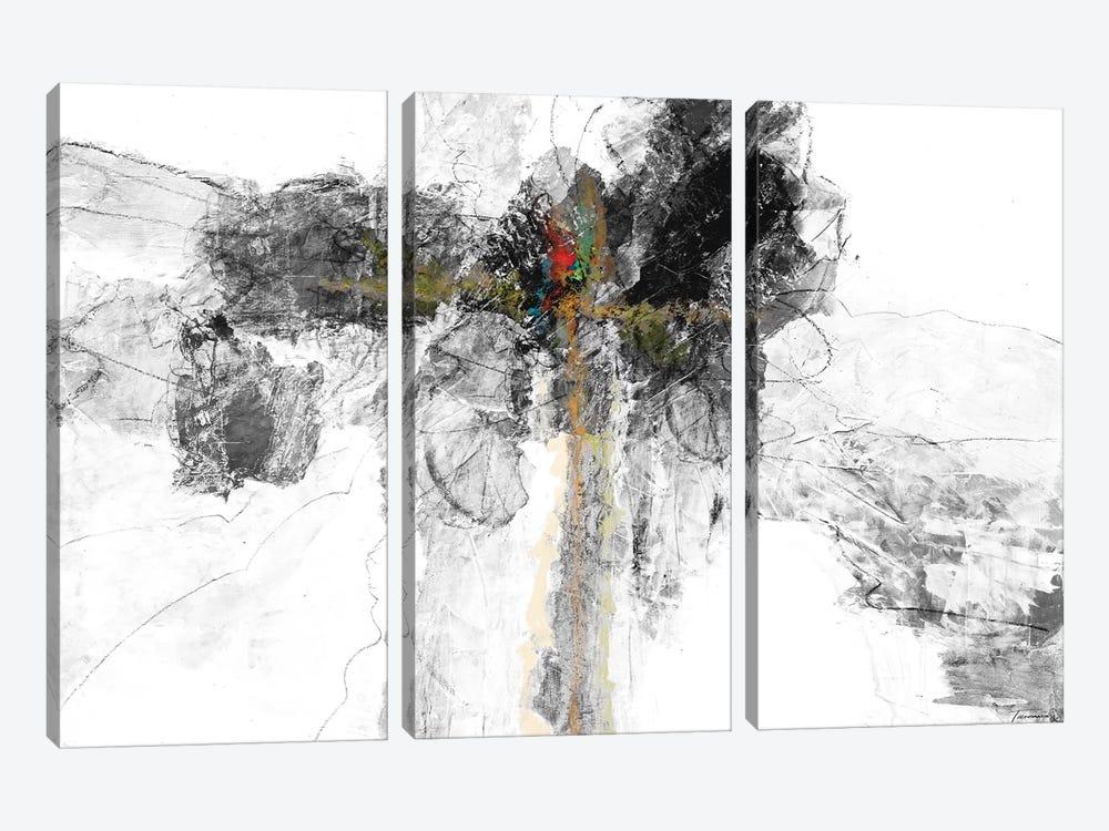 B&W I by Michael Tienhaara 3-piece Canvas Artwork
