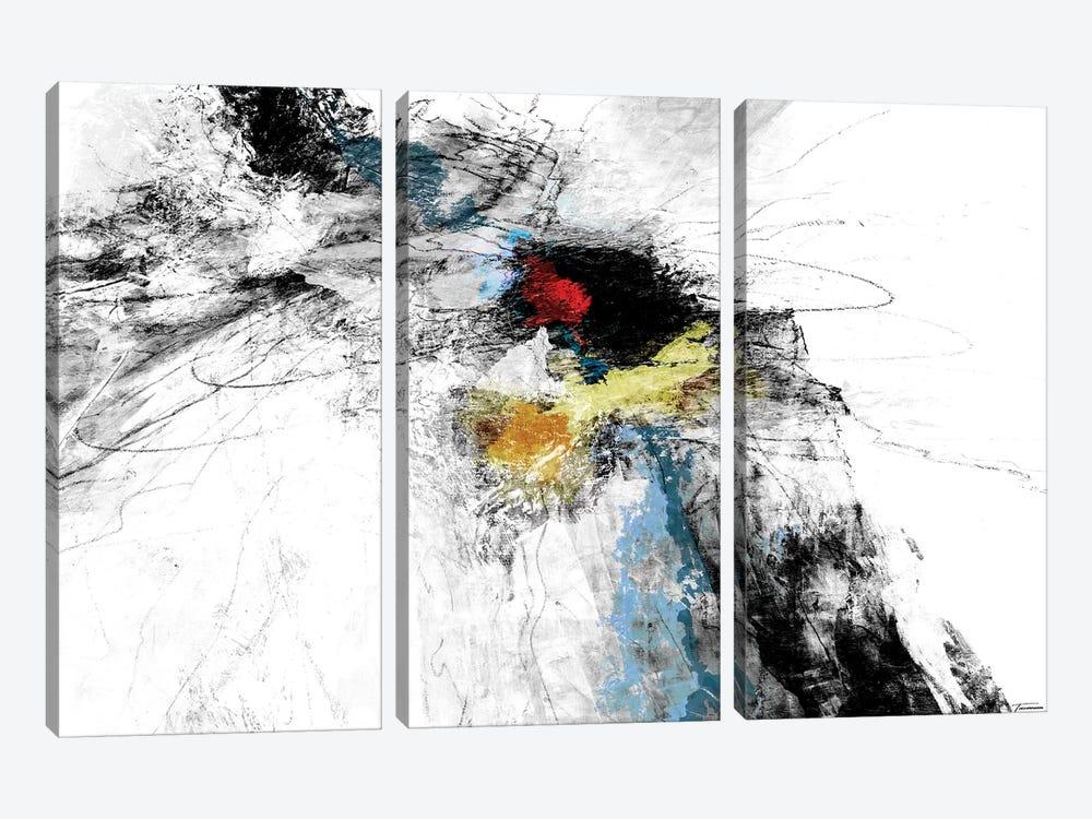 B&W II by Michael Tienhaara 3-piece Art Print