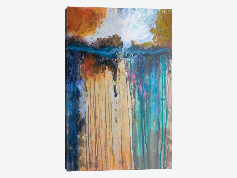 Cascading Memories I by Michael Tienhaara 1-piece Art Print