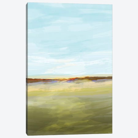 Endless Vista I Canvas Print #MTH85} by Michael Tienhaara Canvas Art Print