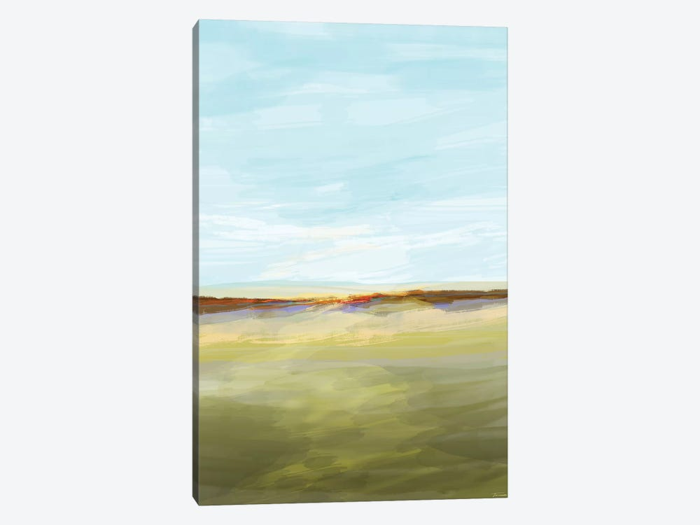 Endless Vista I by Michael Tienhaara 1-piece Canvas Print