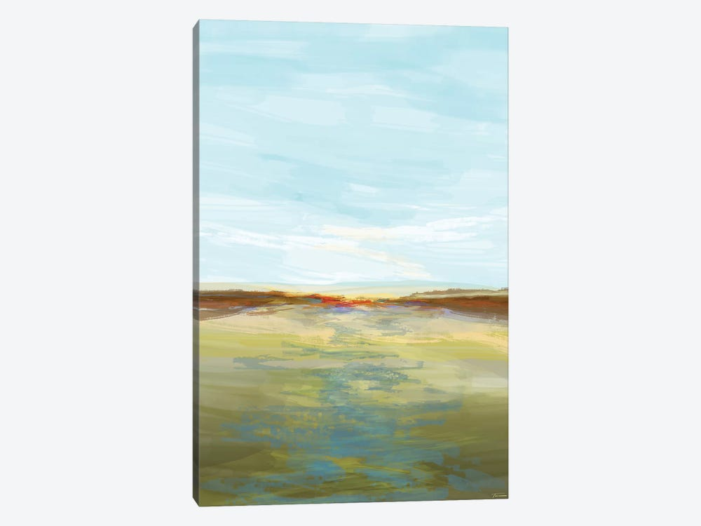 Endless Vista II by Michael Tienhaara 1-piece Canvas Artwork