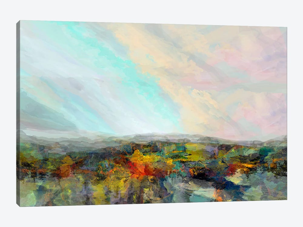 Formations Big Sky I by Michael Tienhaara 1-piece Art Print