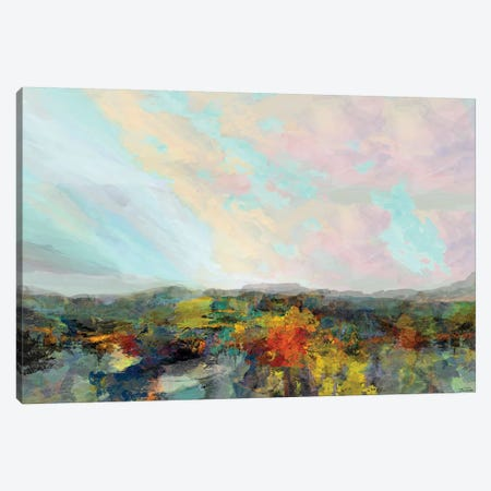 Formations Big Sky II Canvas Print #MTH88} by Michael Tienhaara Canvas Wall Art