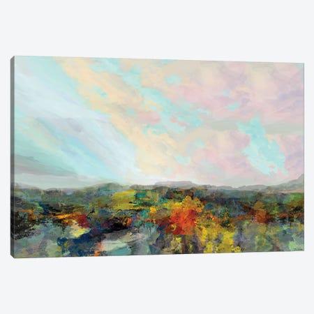 Formations Big Sky II Canvas Print #MTH88} by Michael Tienhaara Canvas Wall Art