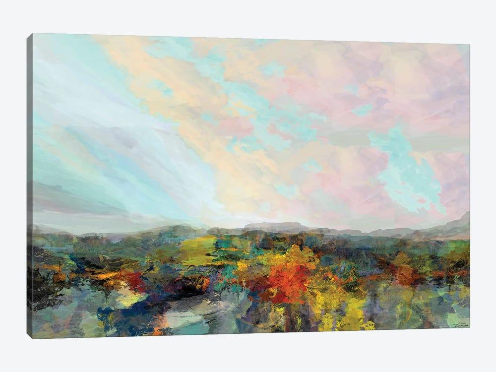 Formations Big Sky II by Michael Tienhaara 1-piece Canvas Artwork