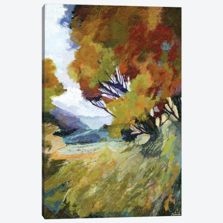 Autumn Bloom Canvas Print #MTH8} by Michael Tienhaara Canvas Art