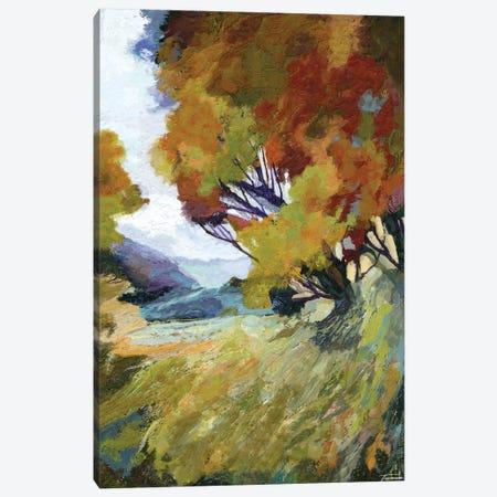 Autumn Bloom Canvas Print #MTH8} by Michael Tienhaara Canvas Art