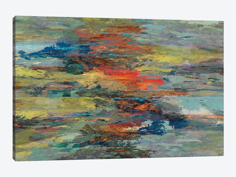 Formations II by Michael Tienhaara 1-piece Canvas Art Print