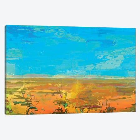 Mosaic Vista I Canvas Print #MTH95} by Michael Tienhaara Canvas Art