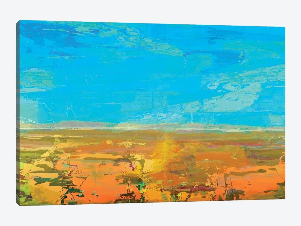 Mosaic Vista I by Michael Tienhaara 1-piece Canvas Artwork
