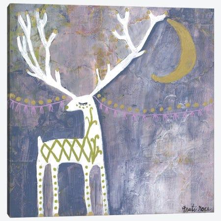 Marcella Canvas Print #MTI17} by Mati Rose Art Print