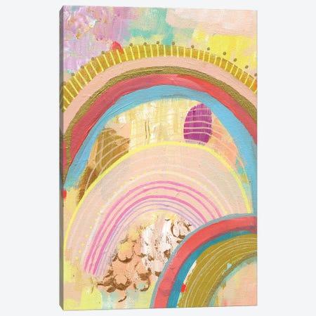 Neon Dreams Canvas Print #MTI19} by Mati Rose Canvas Artwork