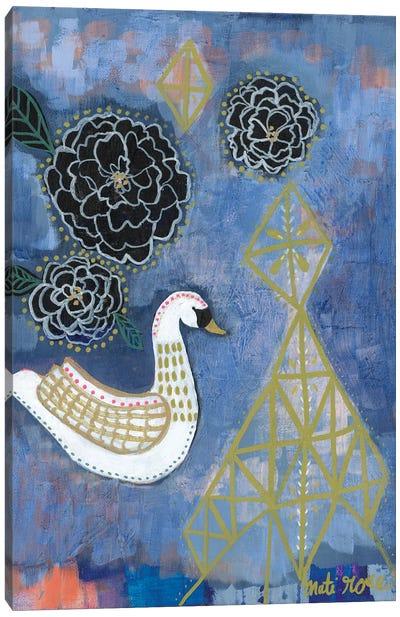 Sariah Swan Canvas Art Print