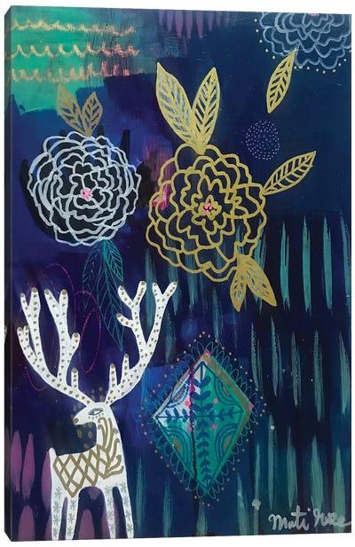 Starshine Canvas Art Print