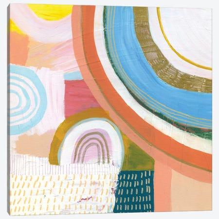 Sunshine Day Canvas Print #MTI29} by Mati Rose Canvas Art Print