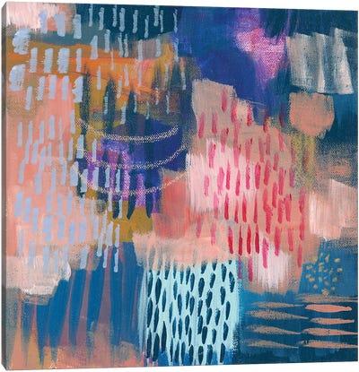 The Colors Of Marrakech I Canvas Art Print
