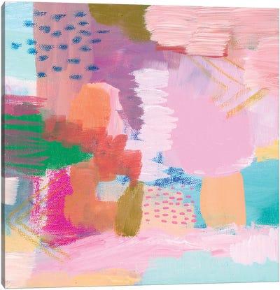 The Colors Of Marrakech II Canvas Art Print