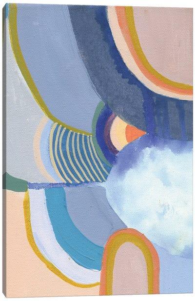 Art Deco Canvas Art Print