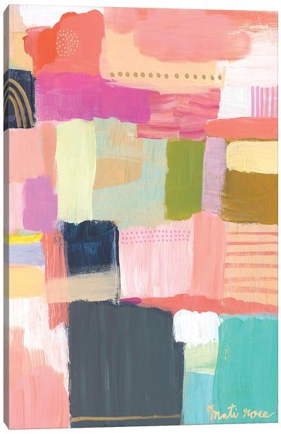Cinque Terre Canvas Art Print