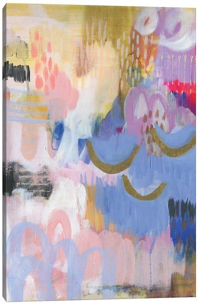 Crush On You Canvas Art Print