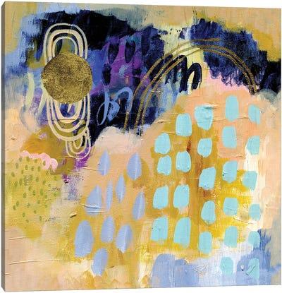Deep Moon Canvas Art Print