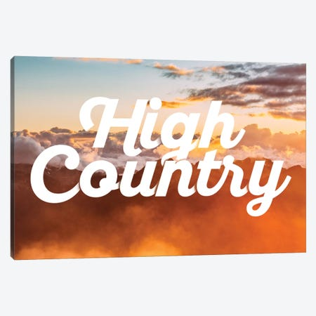 High Country Canvas Print #MTM2} by 5by5collective Canvas Art Print