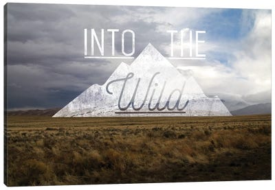 Into the Wild Canvas Print #MTM3