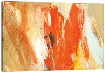 Tree Changes Canvas Art Print