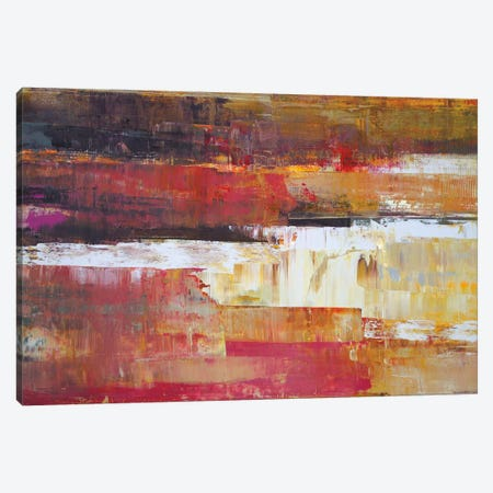 Chasm Canvas Print #MTN1} by Martin Shire Canvas Art