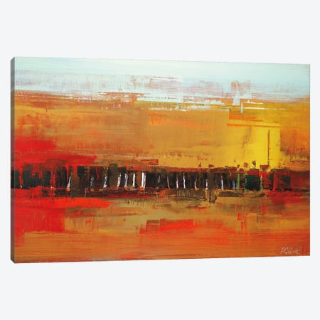 Duet Canvas Print #MTN2} by Martin Shire Canvas Wall Art
