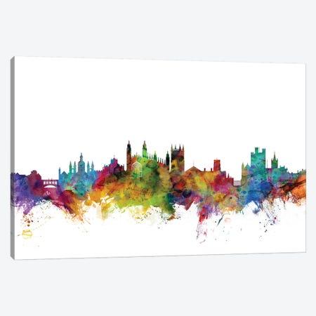 Cambridge, England Skyline Canvas Print #MTO1001} by Michael Tompsett Canvas Art