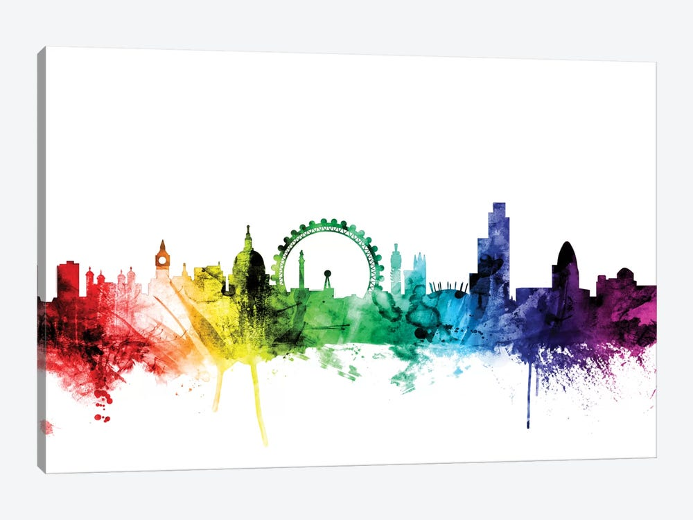 London, England, United Kingdom II by Michael Tompsett 1-piece Art Print