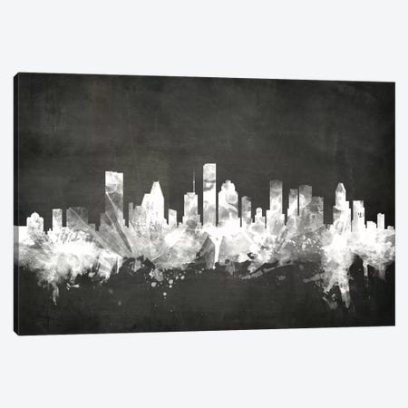 Houston, Texas, USA Canvas Print #MTO11} by Michael Tompsett Canvas Art