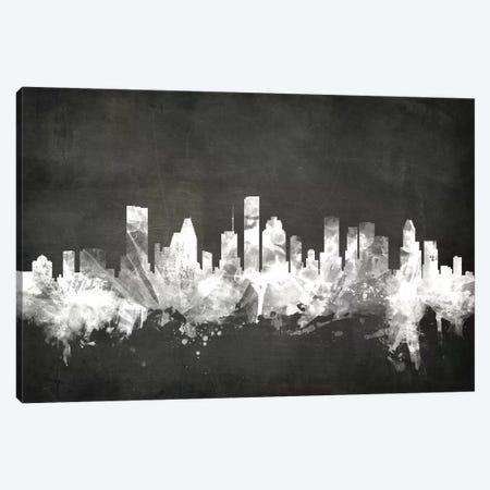 Houston, Texas, USA Canvas Print #MTO11} by Michael Tompsett Canvas Art