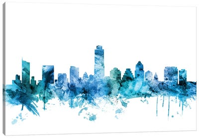 Austin, Texas Skyline Canvas Art Print