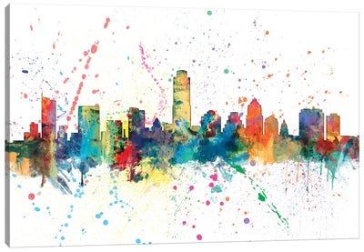 Austin, Texas, USA Canvas Art Print