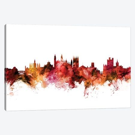 Cambridge, England Skyline Canvas Print #MTO1268} by Michael Tompsett Canvas Wall Art