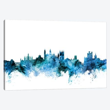 Cambridge, England Skyline Canvas Print #MTO1269} by Michael Tompsett Canvas Art