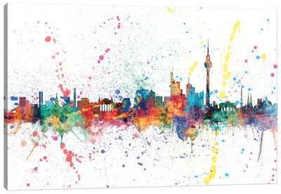 Berlin, Germany Canvas Art Print
