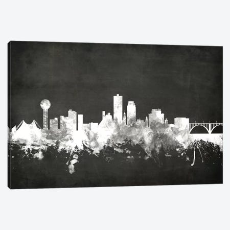 Knoxville, Tennessee, USA Canvas Print #MTO12} by Michael Tompsett Canvas Wall Art