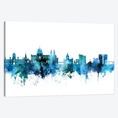 Galway, Ireland Skyline Canvas Print #MTO1357} by Michael Tompsett Canvas Art Print