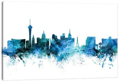 Las Vegas, Nevada Skyline Canvas Art Print