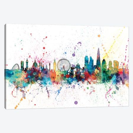 London, England, United Kingdom Canvas Print #MTO142} by Michael Tompsett Canvas Art