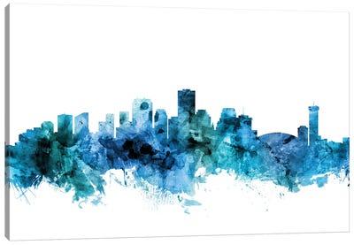 New, Orleans Louisiana Skyline Canvas Art Print