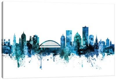 Rochester, New York Skyline Canvas Art Print