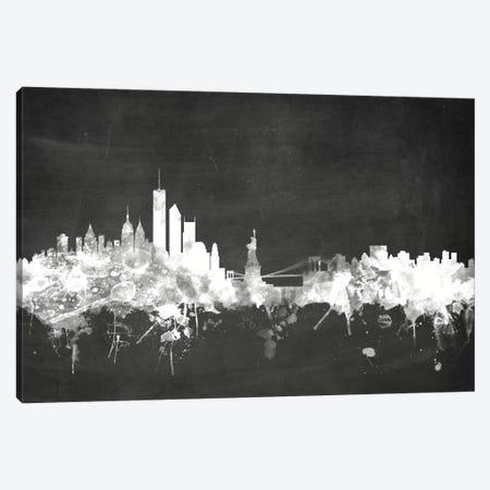 New York City, New York, USA Canvas Print #MTO15} by Michael Tompsett Canvas Art Print