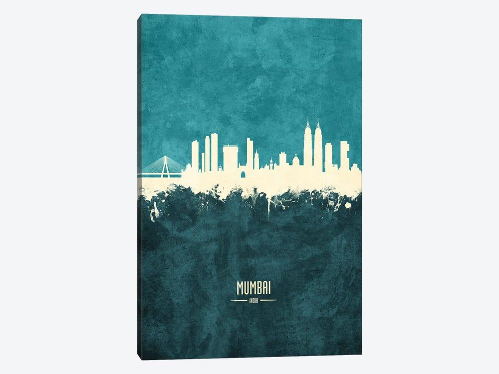 Mumbai Skyline India Bombay by Michael Tompsett 1-piece Art Print