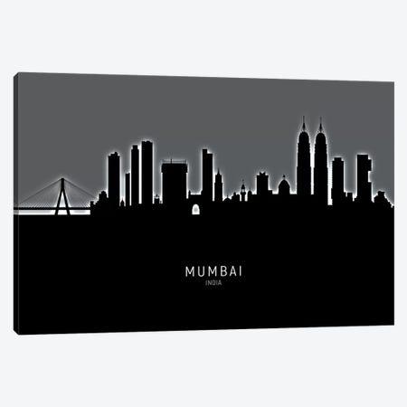 Mumbai Skyline India Bombay Canvas Print #MTO1930} by Michael Tompsett Canvas Art